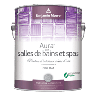Benjamin Moore - Aura pour salle de bain